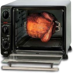 0 8 cu ft toaster oven broiler