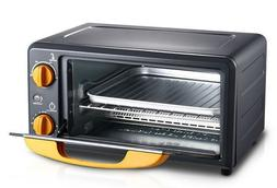 SKG 1000W 0.38 CU FT Mini Toaster Oven, Broiler,  NEW !!!