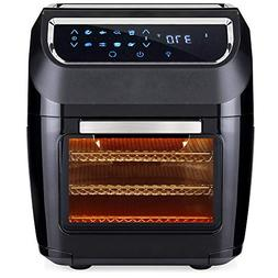 Best Choice Products 11.6qt 1700W 8-in-1 XL Air Fryer Oven,
