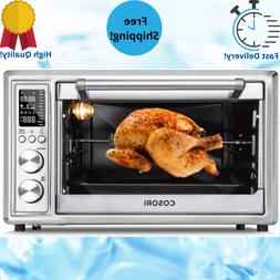 COSORI 12-in-1 Air Fryer Toaster Oven Convection Roaster wit