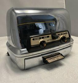 1960s Vintage GE TOAST-R-OVEN Toaster & Oven in One Model 25