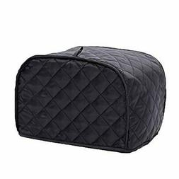 2 Slice Bread Toaster Oven Dustproof Cover, Cotton Quilted K