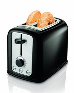 Hamilton 2 Slice Cool Touch Toaster Extra wide Heat Levels B