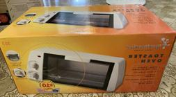 Toastmaster  2- Slice Toaster Oven Broiler  353 Compact Led
