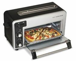 Hamilton Beach 22720 Toastation Toaster Oven Wide 2 Slice To
