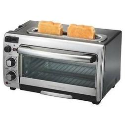 Hamilton Beach 31156 Oven and Toaster - Silver