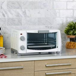 4 slice electric toaster oven