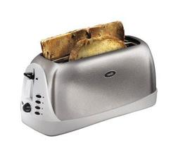 Oster 4-Slice Inspire Toaster - Brushed Stainless