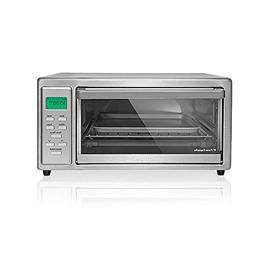 Kenmore 4-slice Stainless Steel Toaster Oven with Quick and