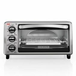 4-Slice Toaster Oven Kitchen Food Cooking Home Dinner Cook T