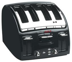 T-fal 533200 Classic Avante 4-Slice Toaster with Bagel Funct