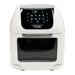 6 QT Power Air Fryer Oven With- 7 in 1 Cooking Features with