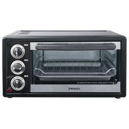 6-Slice Convection and Broil Toaster Oven with Timer, Temper