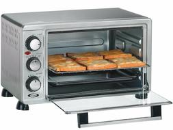 Rosewill 6 Slice Convection Toaster Oven and Broiler w/Drip