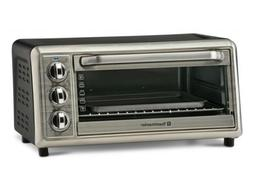 """Toastmaster 6-Slice Toaster Oven. 6 bread slices or 12"""" pizz"""