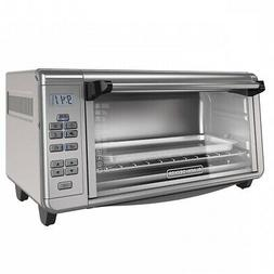 Digital Extra-wide 8-slice Countertop Convection Toaster Ove