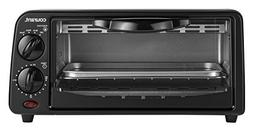 Courant TO-621K 2 Slice Compact Toaster Oven with Bake Tray