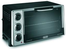 DeLonghi RO2058 6-Slice Convection Toaster Oven with Rotisse