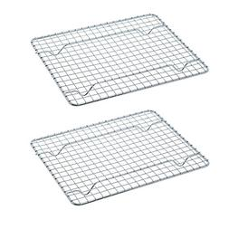 Great Credentials Heavy-Duty 1/4 Size Cooling Rack, Cooling