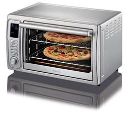 KRUPS, Deluxe Convection Toaster Oven, Stainless Steel OK710