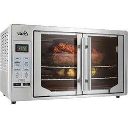 Oster TSSTTVFDDG Digital French Door Oven, Stainless Steel