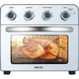 OSTBA Air Fryer Oven 1700W Air Fryer Toaster Oven Combo, 24Q