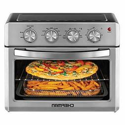Chefman Air Fryer Toaster Oven,6 Slice,26 QT Convection AirF