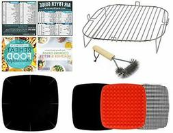 Air Fryer Toaster Oven Accessories Compatible with Ninja, Co