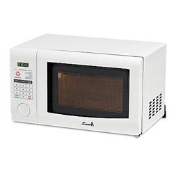 Avanti 0.7 Cubic Foot Capacity Microwave Oven 700 Watts Whit