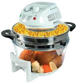 Halogen Oven Countertop Air Fryer - 1200W 13QT Infrared Conv