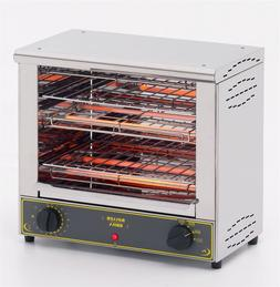 Equipex BAR-200 Countertop Commercial Toaster Oven - 208v/1p