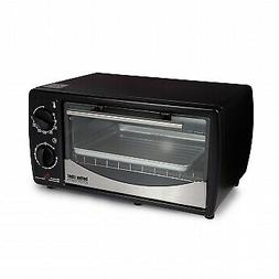 Better Chef IM-256B Toaster Oven Broiler with Stainless Stee
