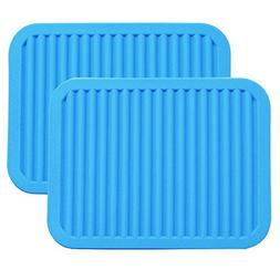 "ME.FAN 9"" x 12"" Big Silicone Trivets - Multi-purpose Silicon"