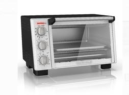 Black & Decker 6-Slice Convection Toaster Oven Stainless Ste