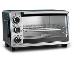 Black & Decker 6-Slice Toaster Oven TO1950SBD