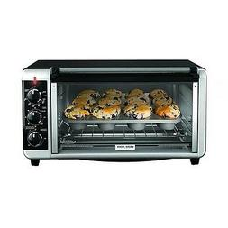 Black & Decker 8-Slice Extra Wide Toaster Oven 3 Rack Convec