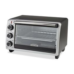 Black & Decker TO1950SBD Convection Counter Top Toaster Oven