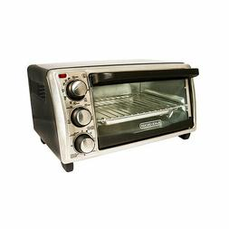 Black  Decker 4 Slice Toaster Oven- Free Shiping