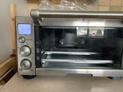 Breville BOV650 Smart Oven Compact with Convection, Stainles