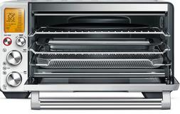 Breville BOV900BSS Convection and Air Fry Smart Oven Air,Bru