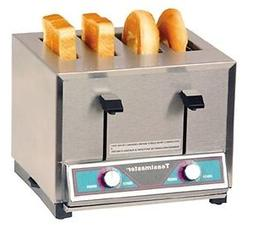 BRAND NEW TOASTMASTER 208/240 VOLT 4 SLOT COMMERCIAL POP UP