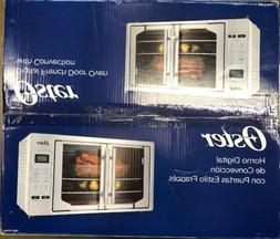 Brand New Oster Digital French Door Oven With Convection