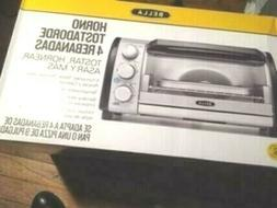 Brand New In Box Bella 14326 4-Slice Toaster Oven - Toast, B