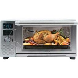 NUWAVE BRAVO XL AIR FRYER TOASTER CONVECTION OVEN grill heat