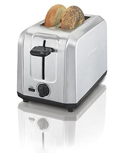 Hamilton Beach® Brushed Stainless Steel 2-Slice Toaster