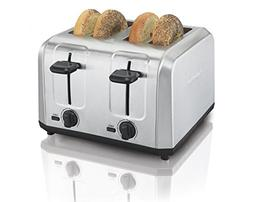 Hamilton Beach® Brushed Stainless Steel 4-Slice Toaster