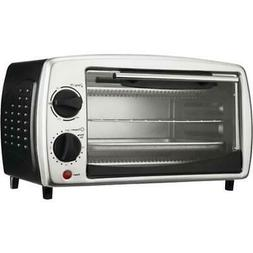 Brentwood Btwts345B Brentwood 4-Slice  Toaster Oven Broiler