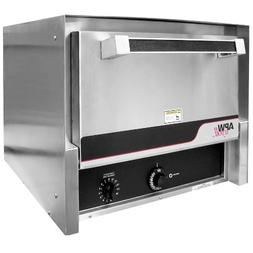 APW Wyott CDO-18 120 Countertop Double Deck Oven w/ Timer, 1