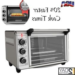 Commercial Oven Convection Pizza Decker Stainless Steel Coun