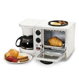 Commercial Toaster Oven Electric Griddle Coffee Maker Breakf